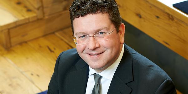 Rob Boogaard ist jetzt CEO