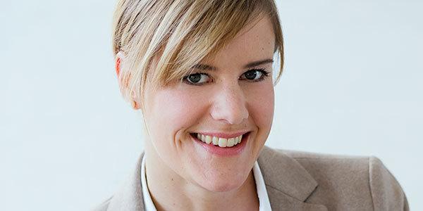 Anne Salditt ist Marketing Managerin für Deutschland