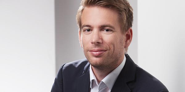 Manuel Glöckner verantwortet  Pressearbeit