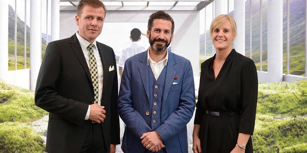 Deutschlandpremiere für drei neue Kollektionen