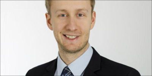 Christian Schlosser ist der neue Mann für Asien