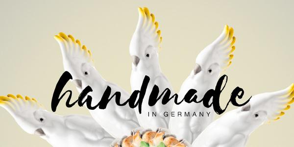 Mit Ausstellung Handmade in Germany