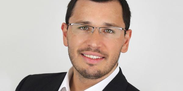 Christian Zinser (36) ist seit Anfang 2017 zweiter Geschäftsführer des Softwareunternehmens Palette CAD.