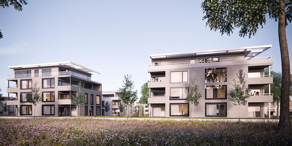 Animation des Klimaholzhauses im Riedpark in Lauchringen. © Klimaholzhaus / Lignotrend, Weilheim-Bannholz