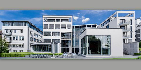 Forum Haus der Architekten (HdA) Architekt: Michael Weindel, Karlsruhe/Waldbronn, Landschaftsarchitekten: Koeber Landschaftsarchitektur, Stuttgart; Foto: Francis König